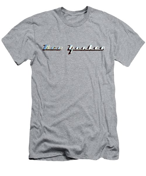 New Yorker Men's T-Shirt (Athletic Fit)
