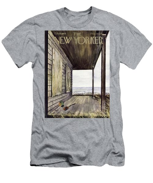 New Yorker October 23 1954 Men's T-Shirt (Athletic Fit)