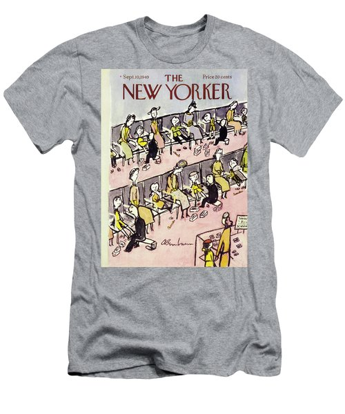 New Yorker September 10 1949 Men's T-Shirt (Athletic Fit)