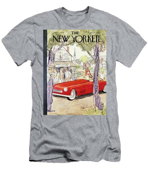 New Yorker September 4 1954 Men's T-Shirt (Athletic Fit)