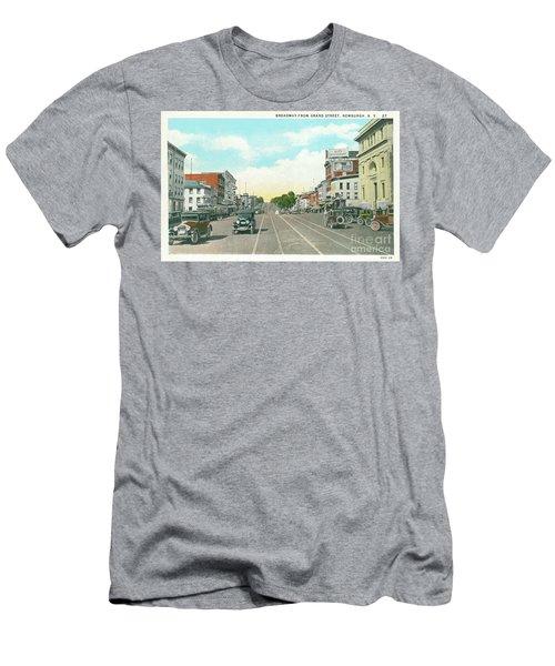 Newburgh Broadway - 05 Men's T-Shirt (Athletic Fit)