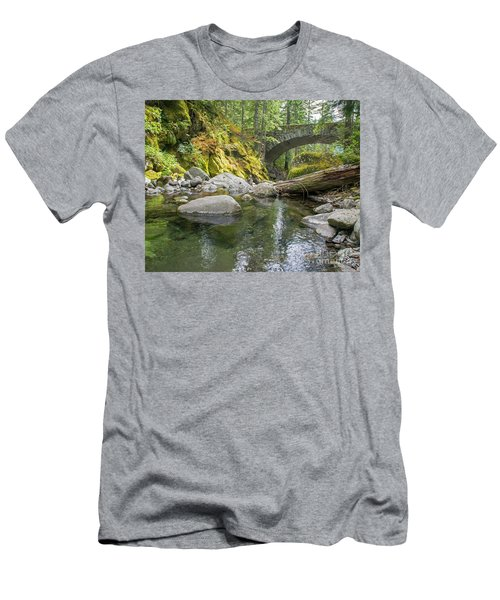 Nickel Creek 1024 Men's T-Shirt (Athletic Fit)