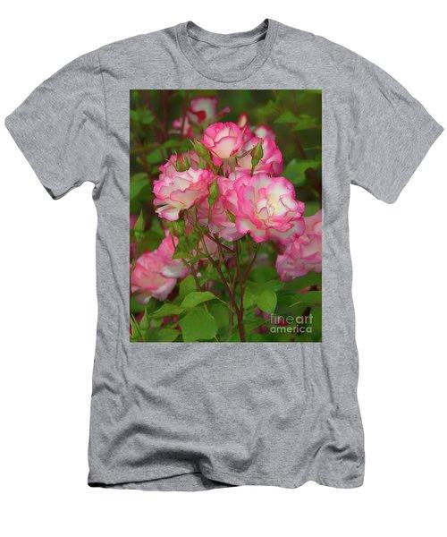Nicole Rose Lighter Men's T-Shirt (Athletic Fit)