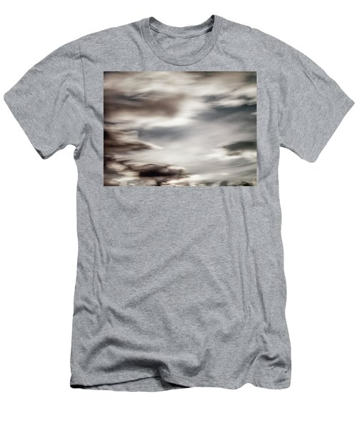 Men's T-Shirt (Slim Fit) featuring the photograph Night Sky 3 by Leland D Howard