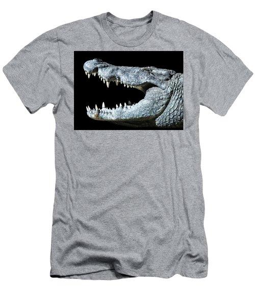 Nile Croco-smile Men's T-Shirt (Athletic Fit)