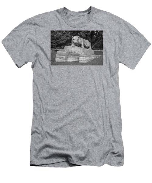 Nitty Lyon  Men's T-Shirt (Athletic Fit)