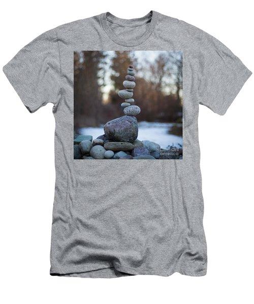 Zen Stack #3 Men's T-Shirt (Athletic Fit)