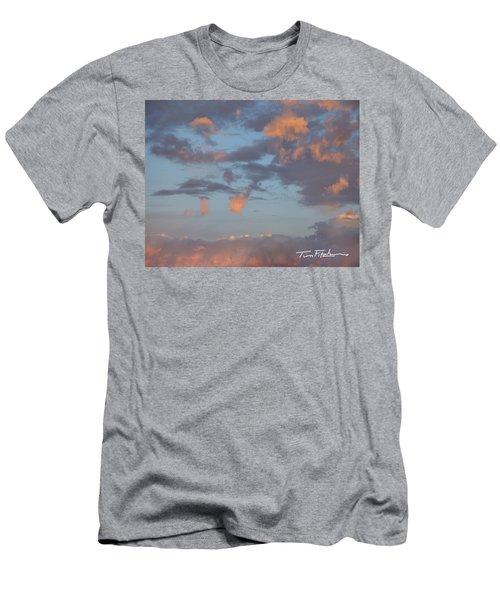 No Tears In Heaven Men's T-Shirt (Slim Fit) by Tim Fitzharris