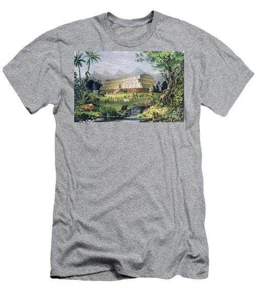 Noahs Ark Men's T-Shirt (Athletic Fit)