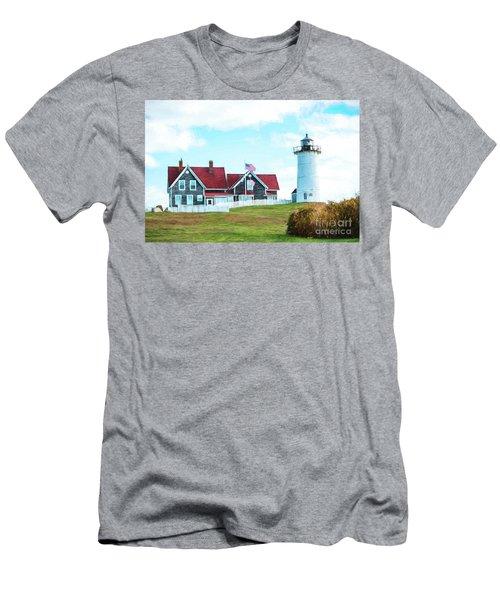 Nobska Light Men's T-Shirt (Athletic Fit)