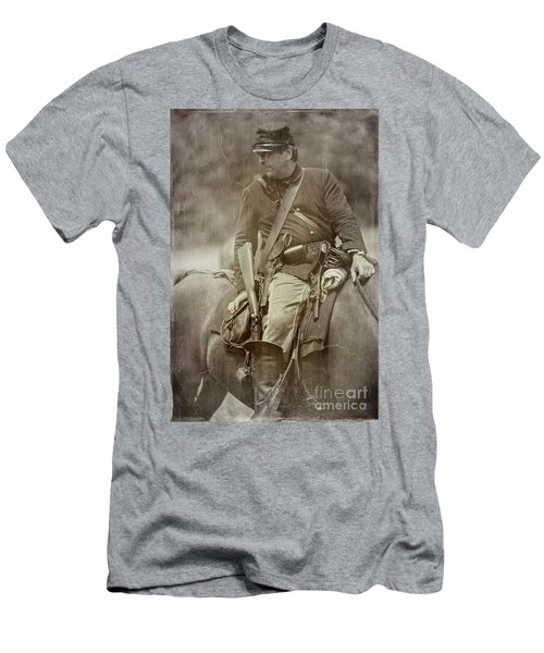 Nom-de-guerre Men's T-Shirt (Athletic Fit)