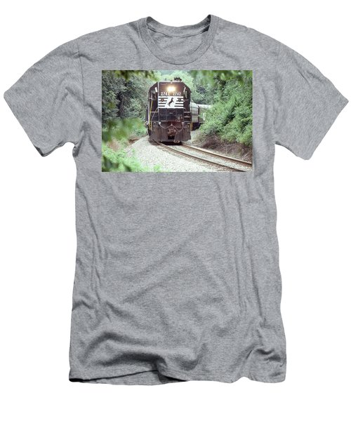 Norfolk Southern Passenger Excursion Men's T-Shirt (Athletic Fit)