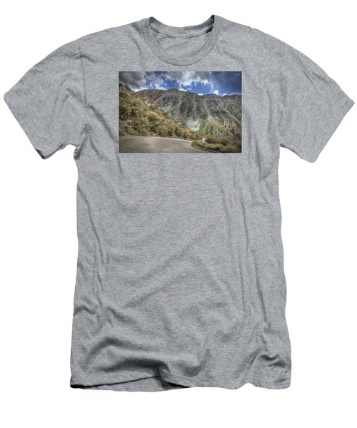 North Lake Road Men's T-Shirt (Athletic Fit)