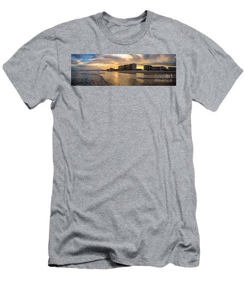 North Myrtle Beach Sunset Men's T-Shirt (Athletic Fit)