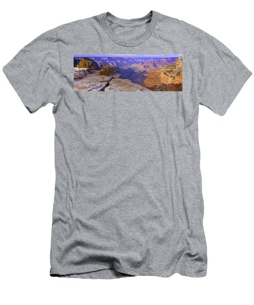 North Rim Grand Canyon Men's T-Shirt (Athletic Fit)