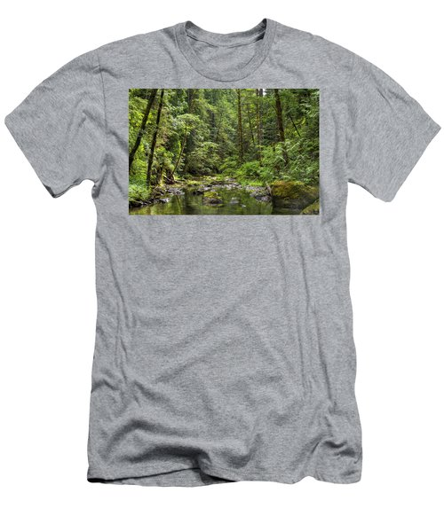 North Souixon Creek Men's T-Shirt (Athletic Fit)