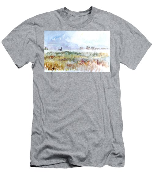Northern Harrier Men's T-Shirt (Athletic Fit)