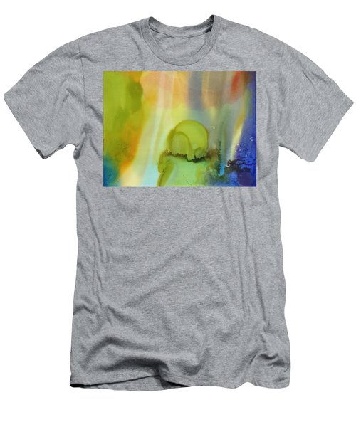 Northern Light # 2 Men's T-Shirt (Athletic Fit)