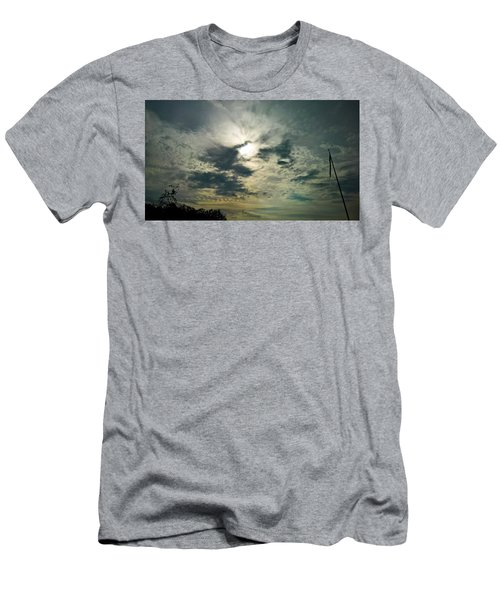 Northern Sky Men's T-Shirt (Athletic Fit)