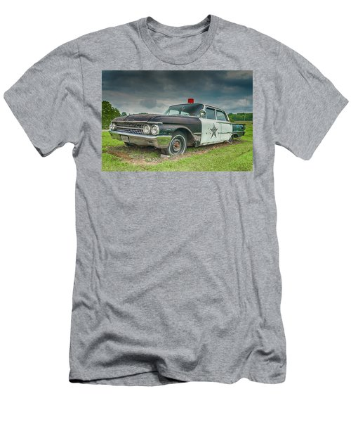 Men's T-Shirt (Athletic Fit) featuring the photograph Not Chasin' Anyone by Guy Whiteley