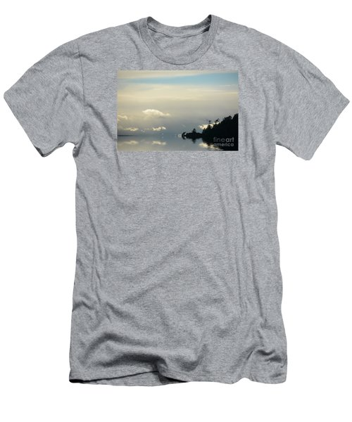 November Sky Men's T-Shirt (Athletic Fit)