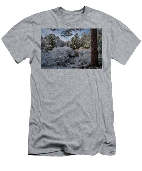 Novenber 1 On The Sucker River Men's T-Shirt (Athletic Fit)
