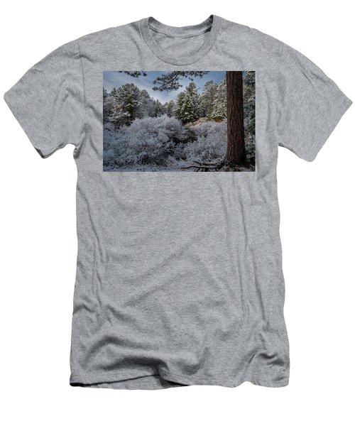 Novenber 1 On The Sucker River Men's T-Shirt (Athletic Fit)