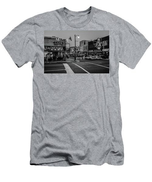 Now Entering Beale  Men's T-Shirt (Athletic Fit)