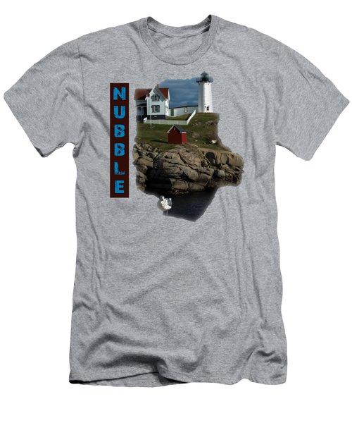 Nubble T-shirt Men's T-Shirt (Athletic Fit)
