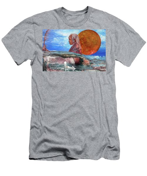 Nubian Dream  Men's T-Shirt (Athletic Fit)
