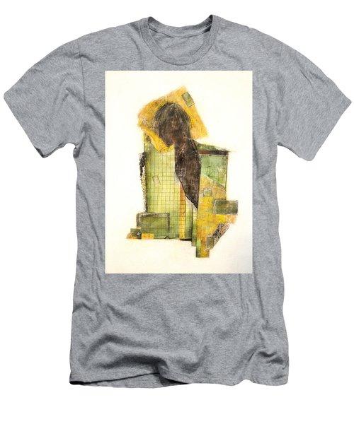 Numb Men's T-Shirt (Athletic Fit)