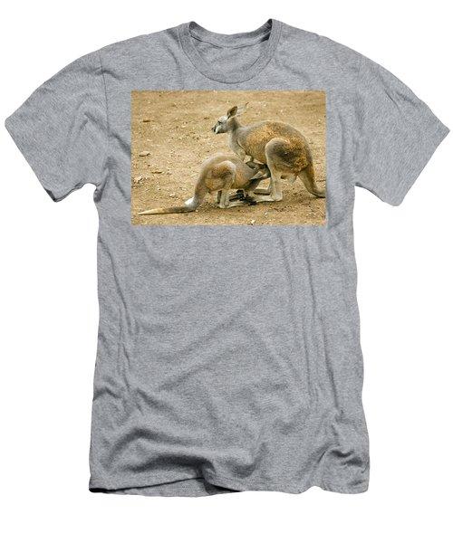 Nursing Time Men's T-Shirt (Athletic Fit)