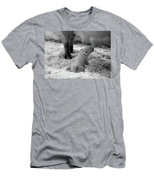 Nuture Men's T-Shirt (Athletic Fit)