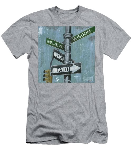 Nyc Inspiration 2 Men's T-Shirt (Athletic Fit)