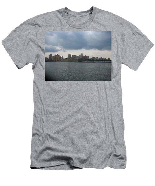 Nyc4 Men's T-Shirt (Slim Fit)