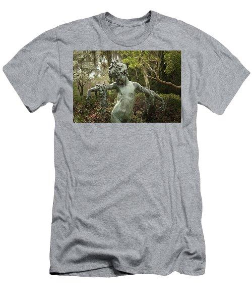 Wood Nymph Men's T-Shirt (Slim Fit) by Jessica Brawley