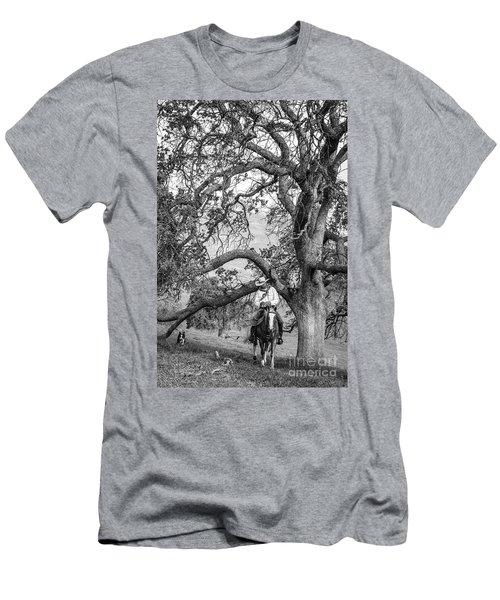 Oak Arches Men's T-Shirt (Slim Fit) by Diane Bohna