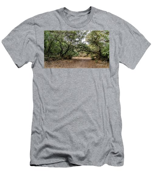 Oak Forest Trail Men's T-Shirt (Athletic Fit)
