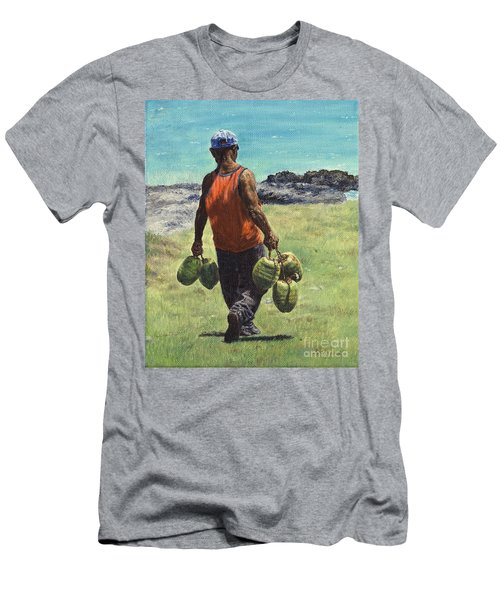 Oasis Men's T-Shirt (Athletic Fit)