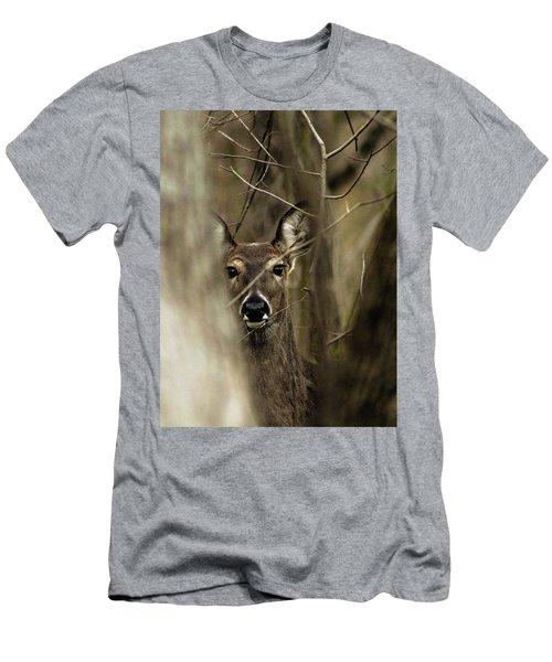 Observed  Men's T-Shirt (Slim Fit)