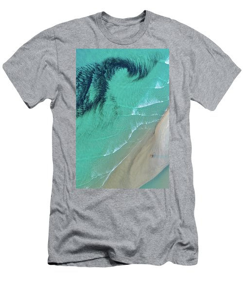 Ocean Art Men's T-Shirt (Athletic Fit)