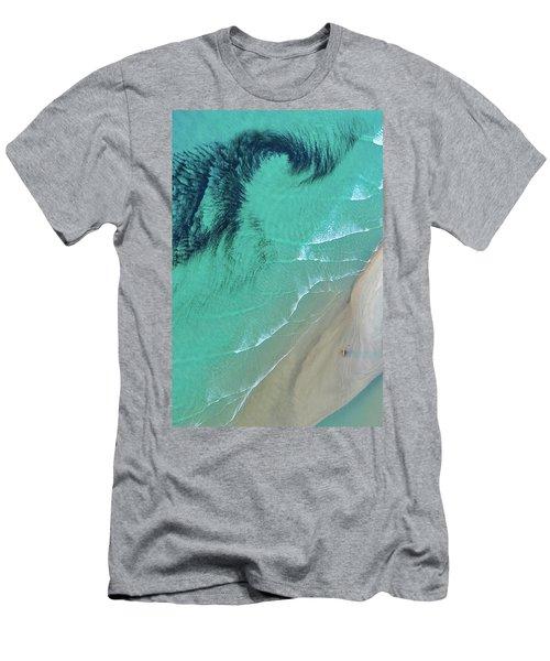 Ocean Art Men's T-Shirt (Athletic Fit)