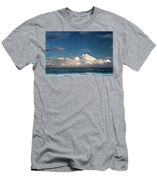 Ocean Horizon Men's T-Shirt (Athletic Fit)