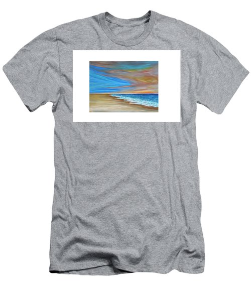 Ocean  Journey  Men's T-Shirt (Athletic Fit)