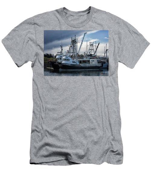 Ocean Phoenix Men's T-Shirt (Athletic Fit)