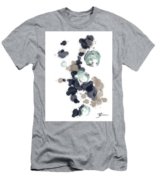 Ocean Vibes I Men's T-Shirt (Athletic Fit)