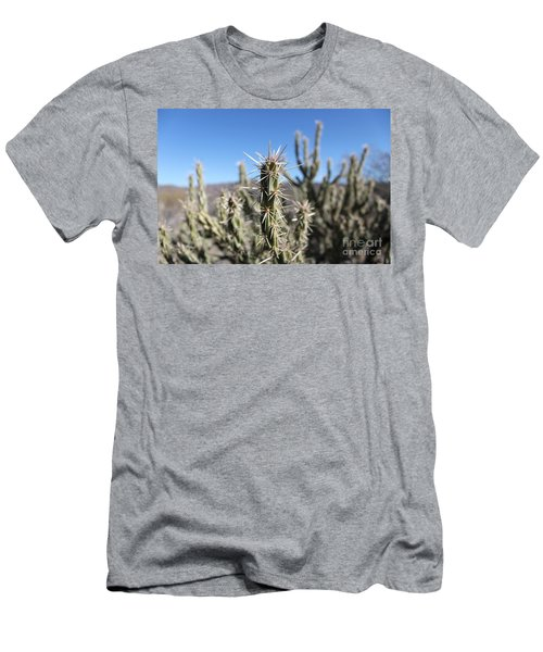 Men's T-Shirt (Athletic Fit) featuring the photograph Ocotillo by Antonio Romero
