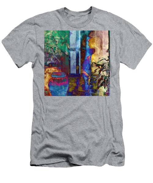 Ode On Another Urn Men's T-Shirt (Athletic Fit)
