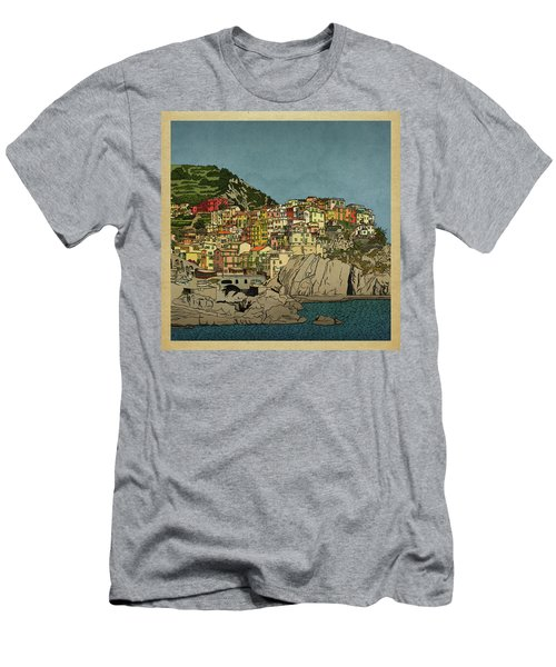 Of Houses And Hills Men's T-Shirt (Athletic Fit)