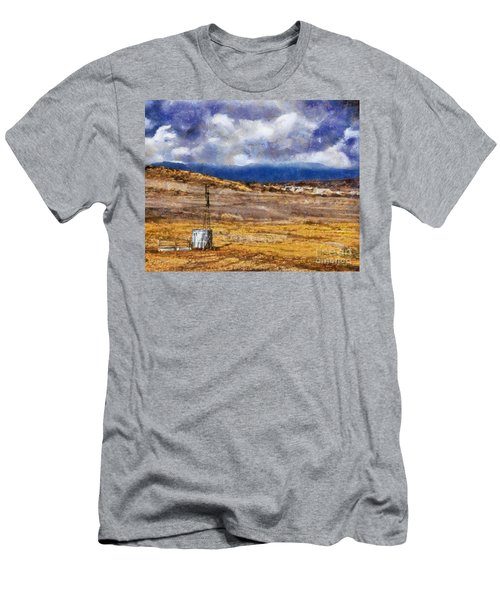 Off The Beaten Path I Men's T-Shirt (Athletic Fit)